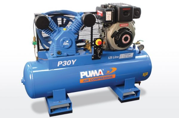 P30Y Air Compressor Electric Start