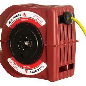 """1/2"""" 15m retractable hose reel SA400N Alemlube"""